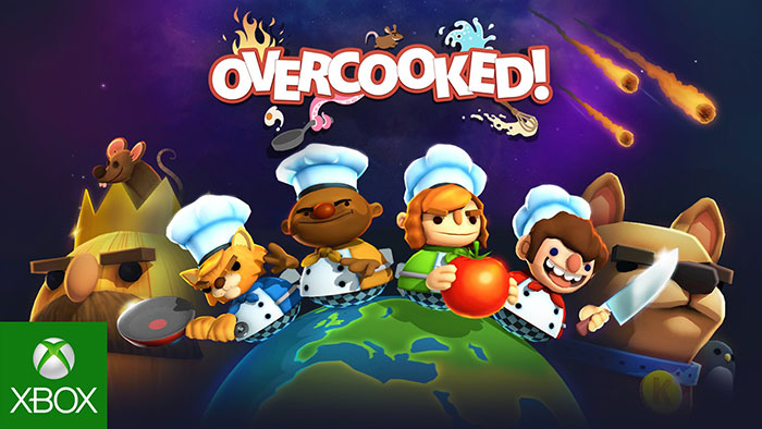 Overcooked A Co-Op Games For The Whole Family