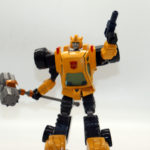 Flame Toys Transformers Bumblebee